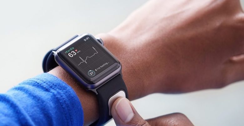 Apple Watch mohou neinvazivně měřit hladinu draslíku v krvi. Stačí k tomu  pouze tento speciální řemínek  9c3765d4b37