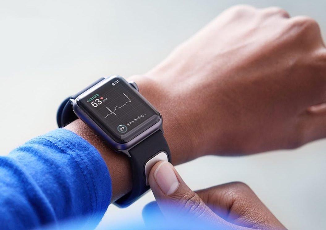 Apple Watch mohou neinvazivně měřit hladinu draslíku vkrvi. Stačí k tomu pouze tento speciální řemínek
