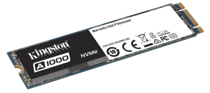 Společnost Kingston představila novou generaci extrémně rychlých SSD disků