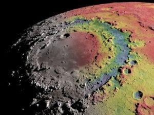 Měsíční moře i nejhlubší kráter ve sluneční soustavě? Nová 4K animace měsíce ukazuje vše