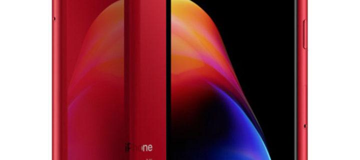Apple představil iPhone 8/Plus v edici (PRODUCT)RED. Výtěžek z prodeje půjde na dobrou věc