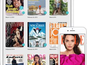 Apple pracuje na další službě: po hudbě chce nabízet předplatné časopisů a novin