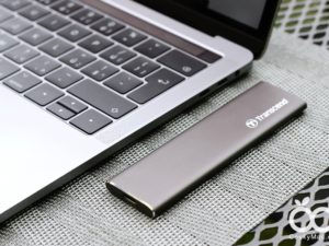 Recenze externího SSD Transcend StoreJet 600: stvořený pro Mac