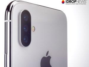 Budoucí iPhony nabídnou fotoaparát s třemi objektivy
