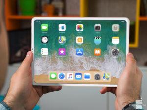 Úžasně zpracované rendery ukazují, jak by mohl vypadat nový iPad Pro s FaceID