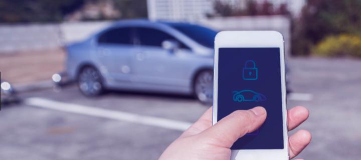 Nově oznámený standard umožní používat smartphony jako klíče k automobilu