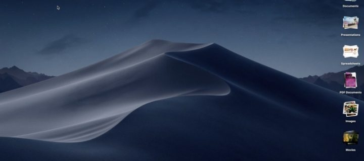 Apple představil macOS Mojave: výkon a produktivita na prvním místě