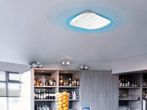 Společnost TP-Link představila nové přístupové body s možností instalace na strop