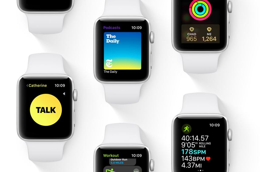 watchOS 5: kompletní přehled všech vylepšení a novinek