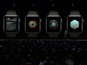 Apple představil nový watchOS 5: aktivně a ve spojení se světěm