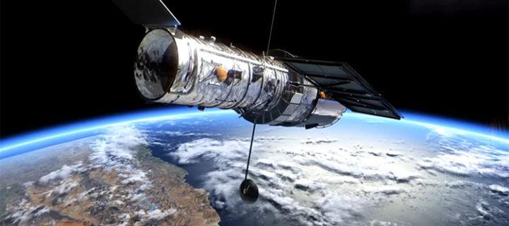 Hubbleův teleskop objevil nejstarší hvězdy vnaší galaxii