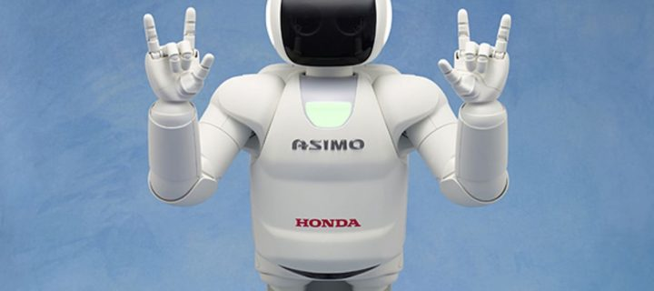 Honda oznámila konec výroby humanoidního robota Asimo