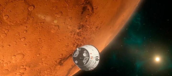 Airbus chce naplnit nejodvážnější vizi století. Jeho sonda přiveze kousek Marsu na Zemi