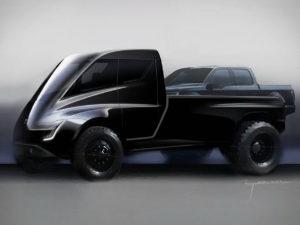 Tesla chystá dalšího trhače asfaltu. Připravovaný pick-up nabídne řadu vychytávek