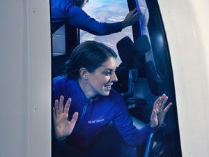 Nebaví vás dovolená v Chorvatsku? Víme na kolik vás vyjde cesta do vesmíru s Blue Origin
