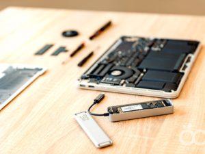 Recenze Transcend JetDrive 825: nejsnazší cesta, jak Macu vdechnout nový život