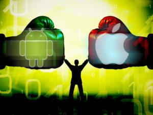Android vs iOS: co vede uživatele k přechodu z jedné platformy na druhou?