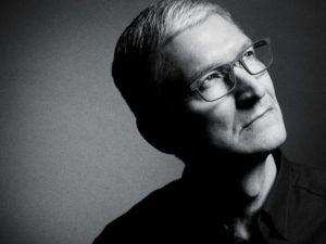 Tim Cook: obávám se, že z hudby se vytrácí lidskost