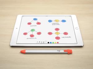 """Digitální pero Logitech Crayon pro 9,7"""" iPad se konečně chystá do prodeje"""