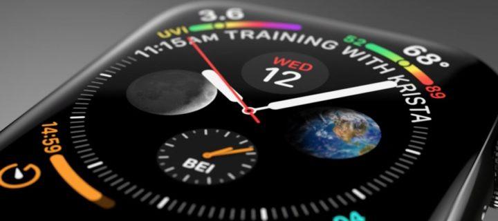 Nové Apple Watch: zdraví na prvním místě