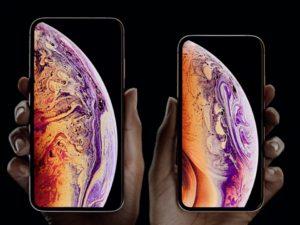 iPhone Xs a Xs Max oficiálně: evoluce ve znamení velikosti