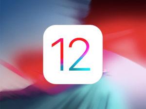 Apple uvolnil iOS 12, watchOS 5 a tvOS 12 pro všechny