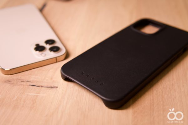 Mujjo Full Leather Case recenze